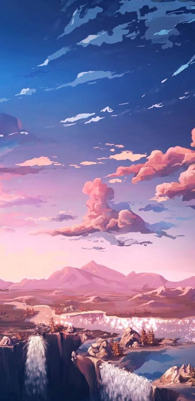 Beautiful Cliff