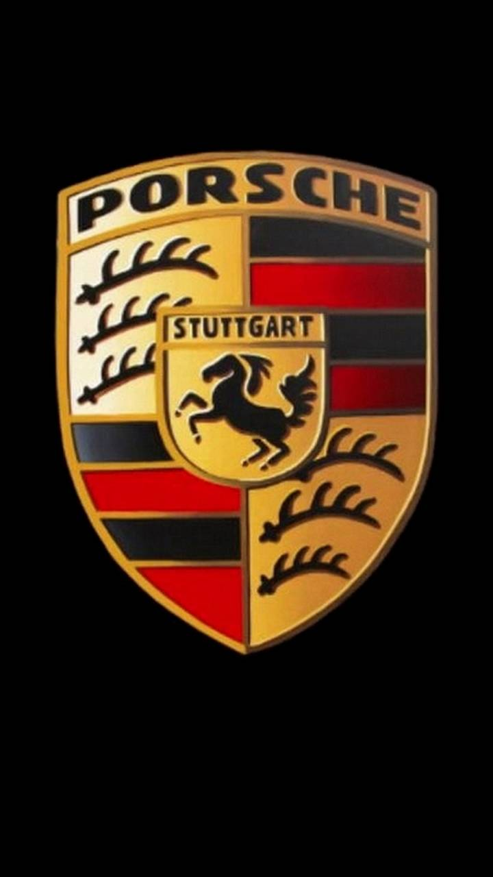PORSCHE LOGO Wallpaper By TONY STARK