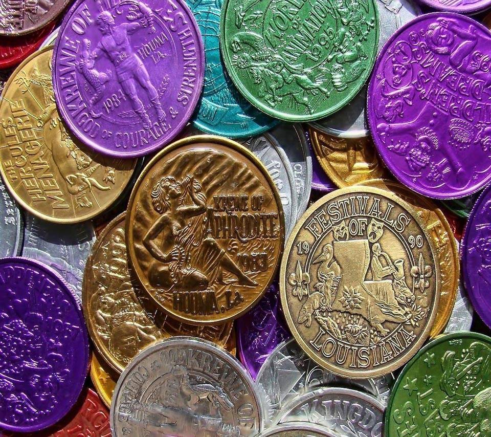 Multi Color Coins