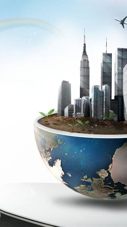 Creative planet