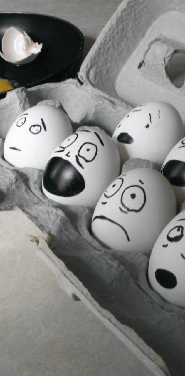 Terrifried Eggs
