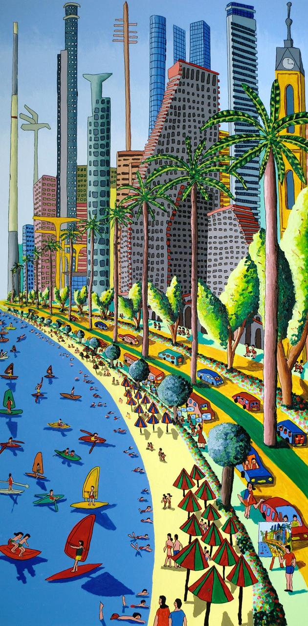 urban art paintings