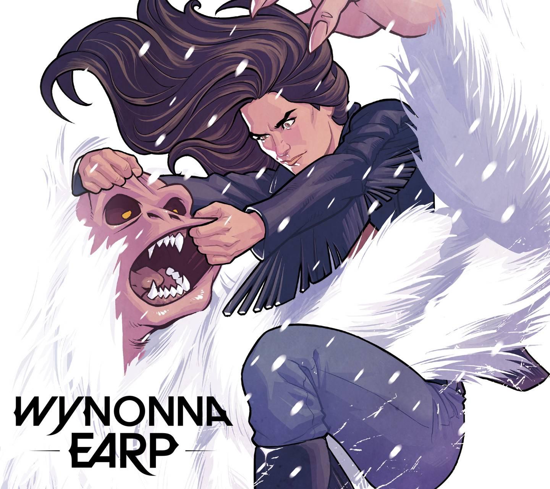 Wynonna vs Yeti