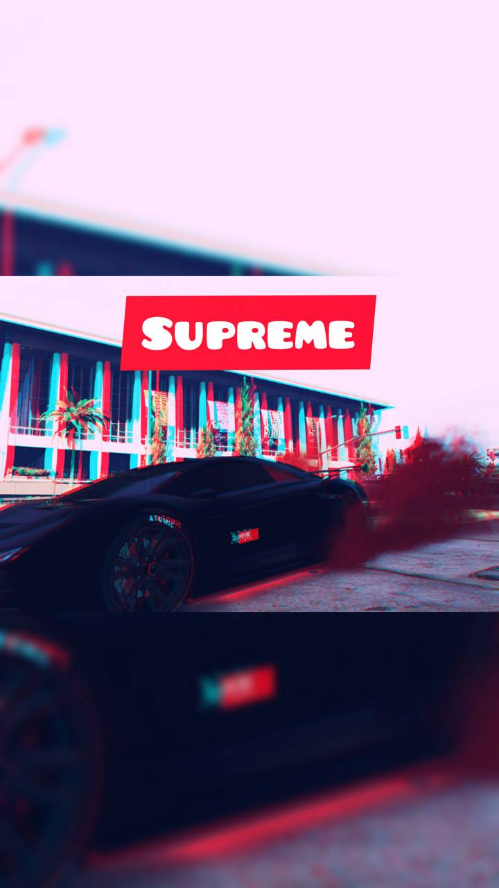Lambo X supreme