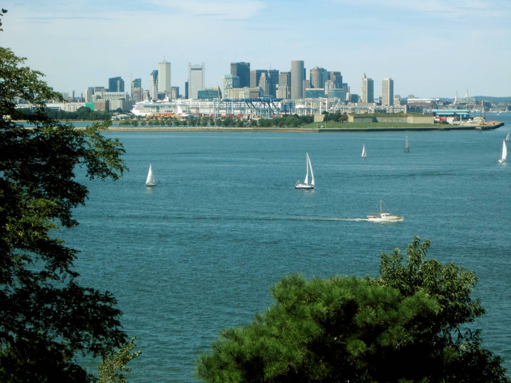 Boston Harbor 03