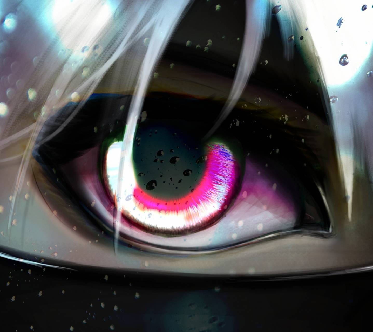 Kaneki Ken Eye