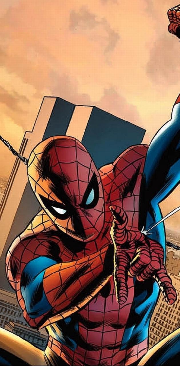 Cartoon - Spiderman