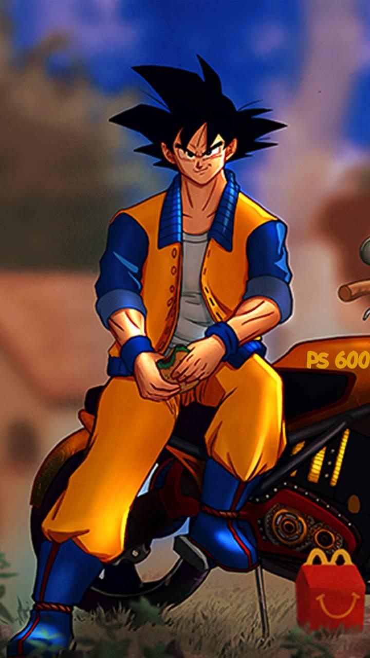Goku Moto
