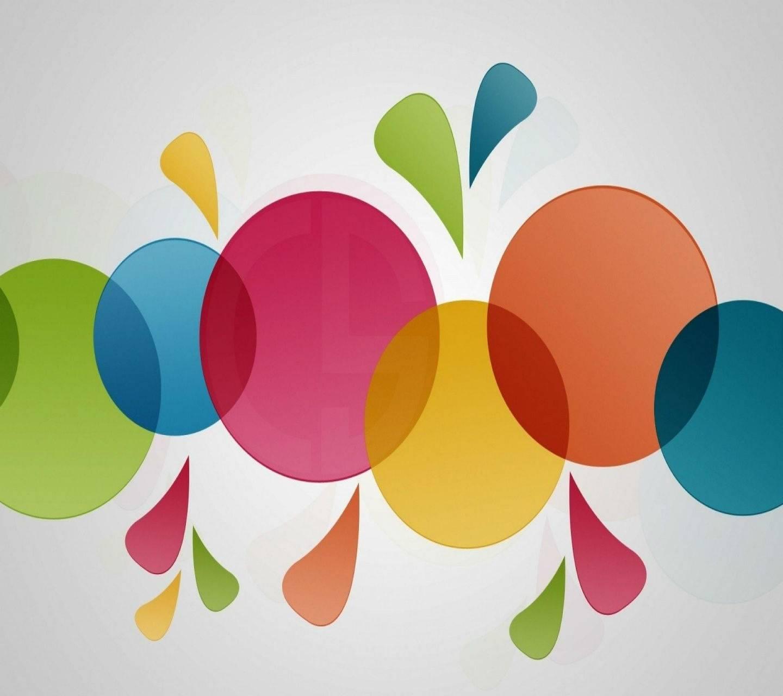Colorful Circles Hd