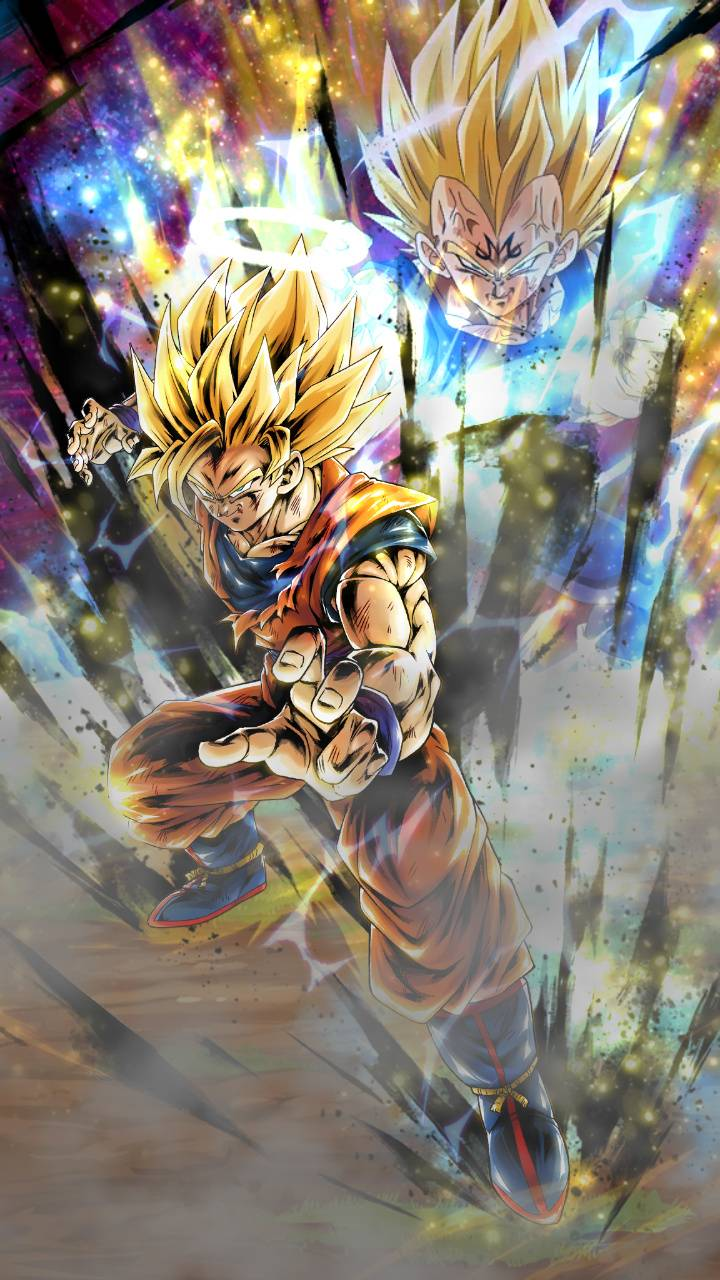 Db Legends Ssj2 Goku Wallpaper By Dblegendsfanboi 34