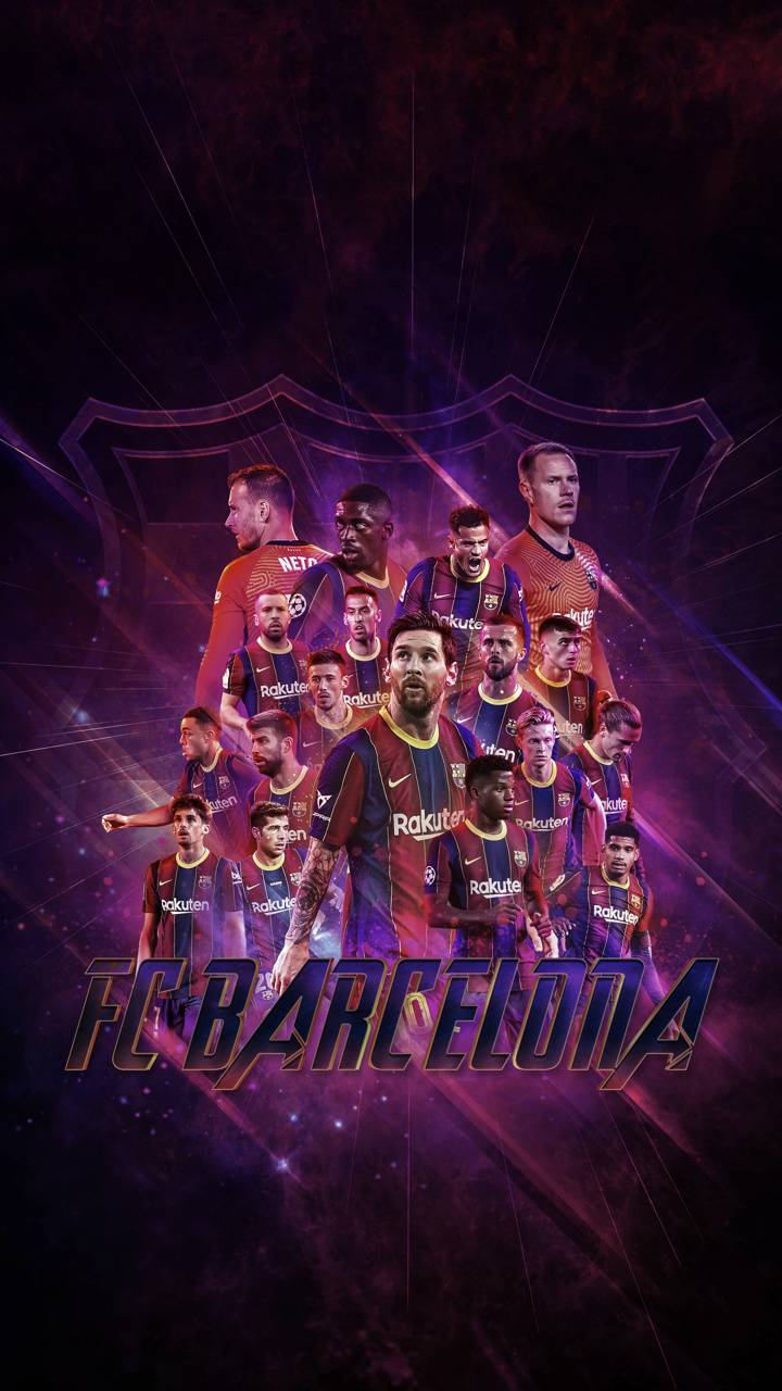 FC BARCELONA 2021 wallpaper by PAUL_LAGODNY - bb - Free on ...
