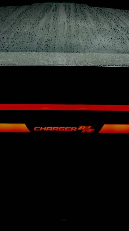 Charger RT taillight