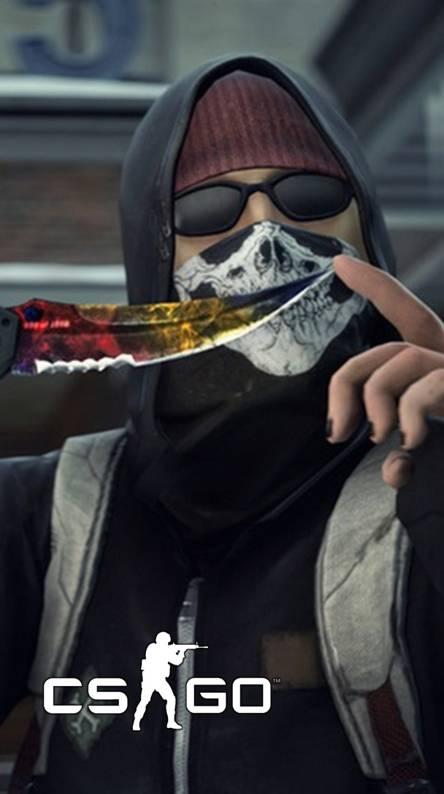 CS GO Terrorist