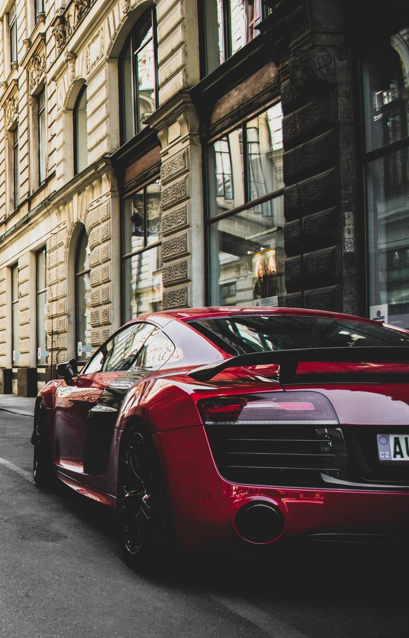 Audi Red Devil