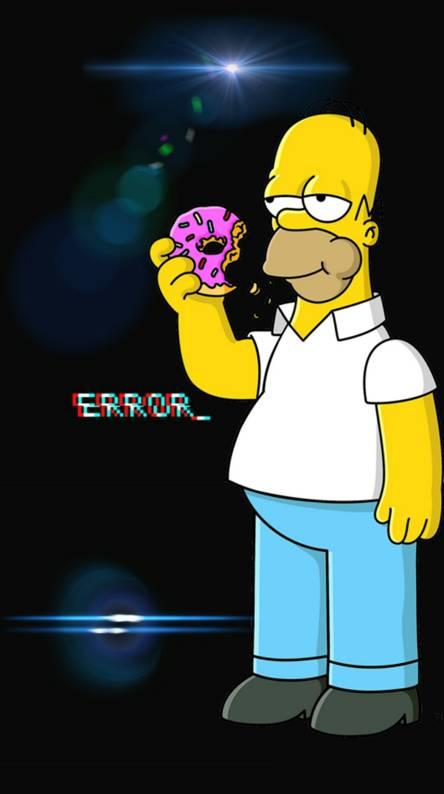 Homer error