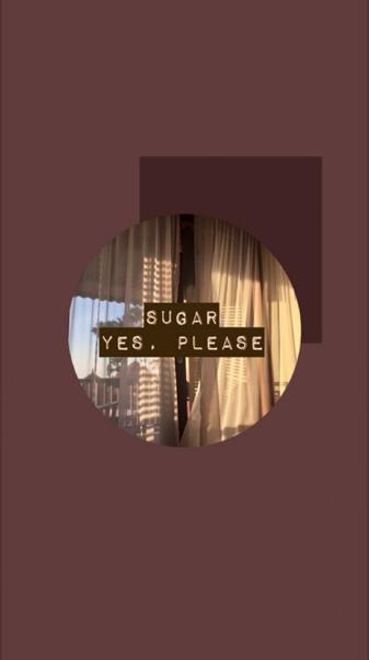 Sugar Yes Please