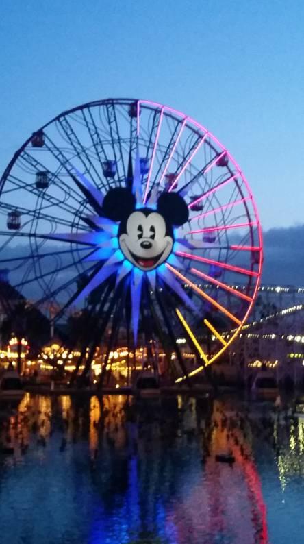 Mickeys Ferris Wheel