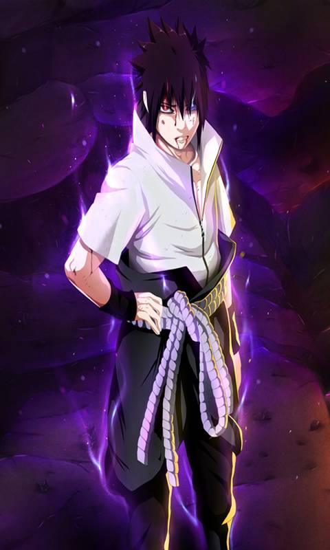 Sasuke Rinnegan Wallpaper By AriyaKamandanu