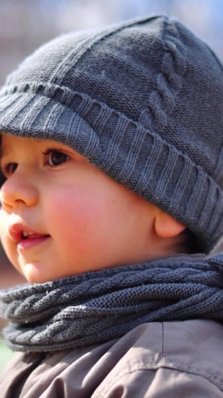 Boy Child Portrait