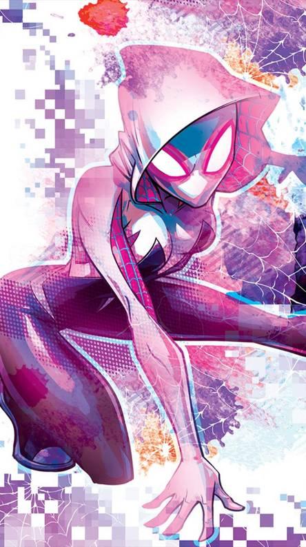 Gwen wallpaper spider Spider