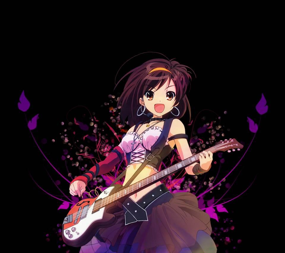 Rocker Suzumiya