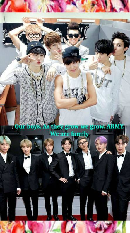 Bts debut to 2019