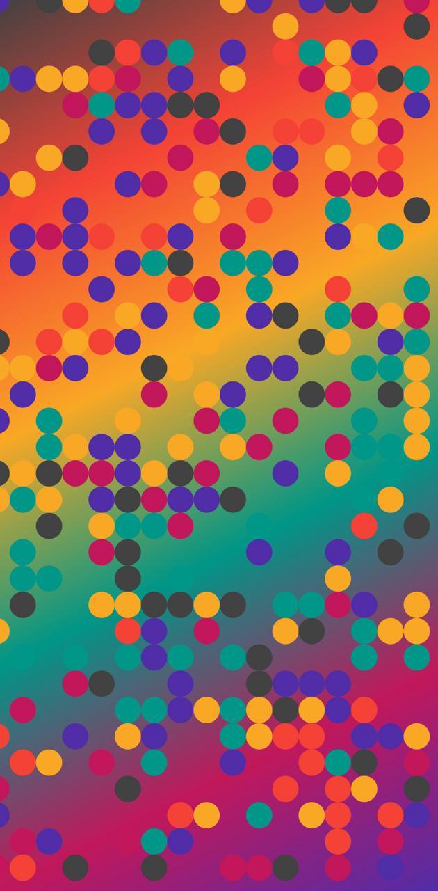 Colorfull circles