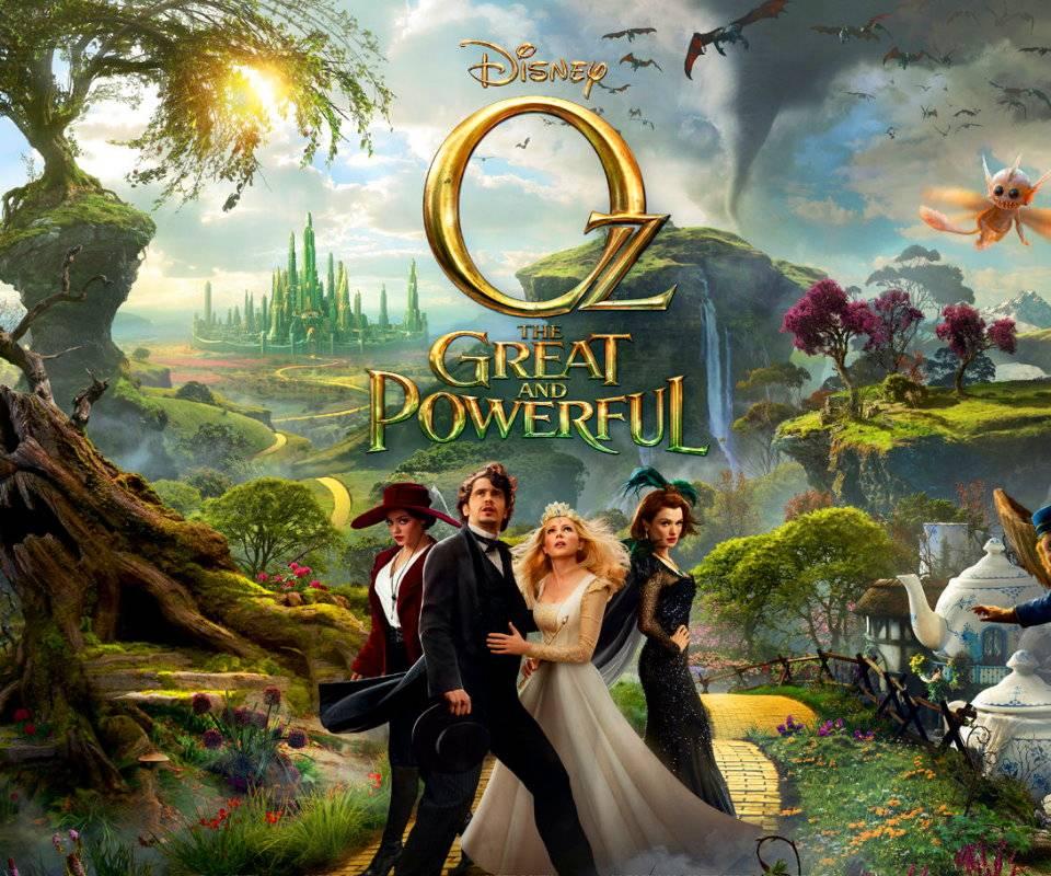 Oz Great Powerful
