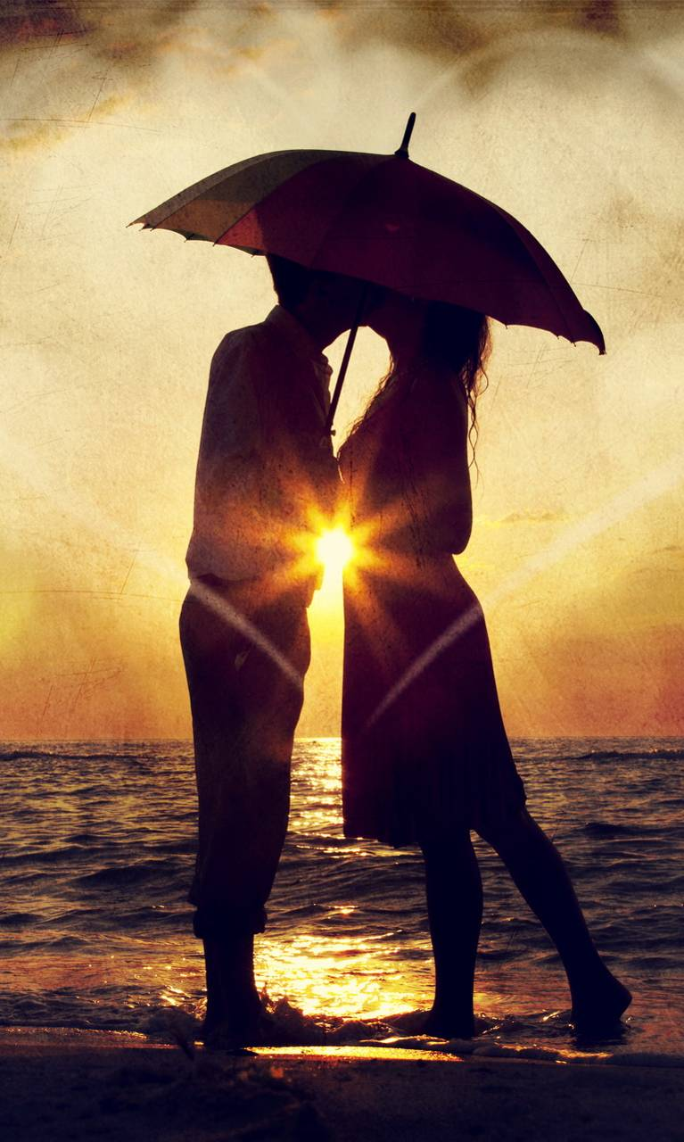 Sunset Couple Wallpaper By S 45 Free On Zedge