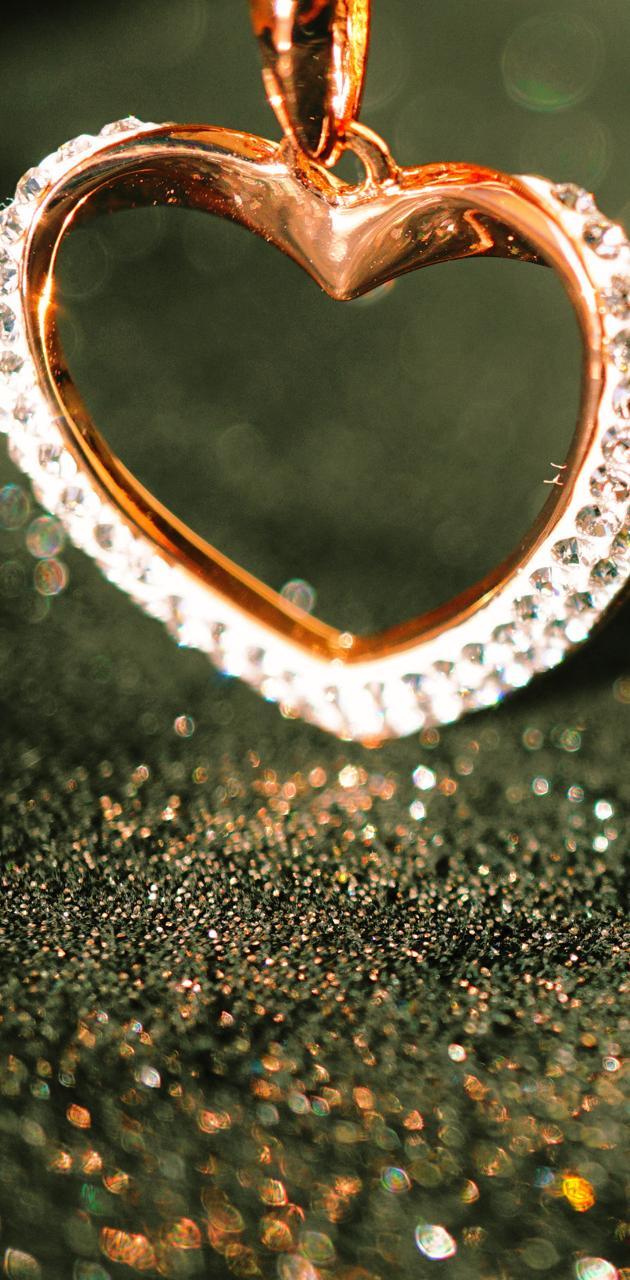 Heart of jewelry
