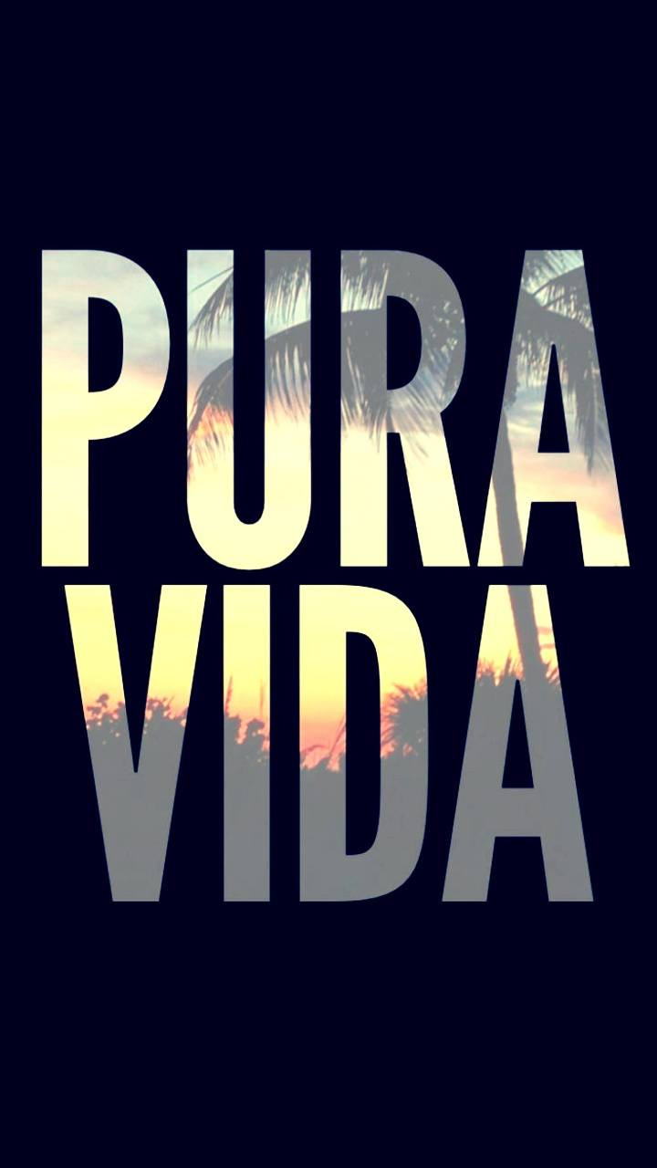 Pura Vida wallpaper by wxlf20 - e9