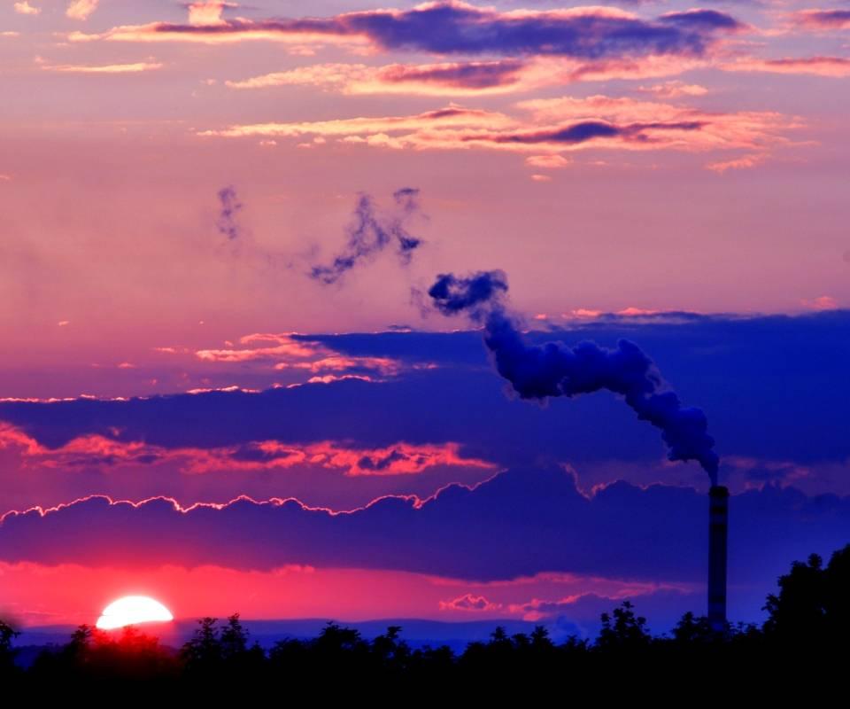 Colours Sunset