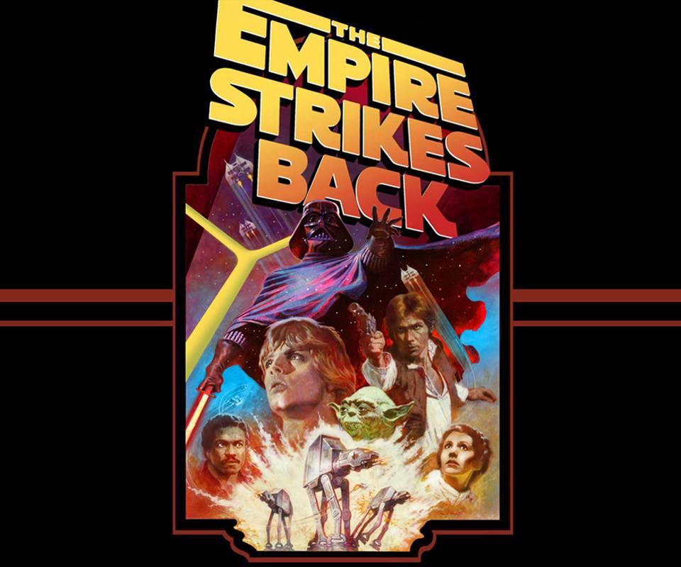 The Empire Strikes B