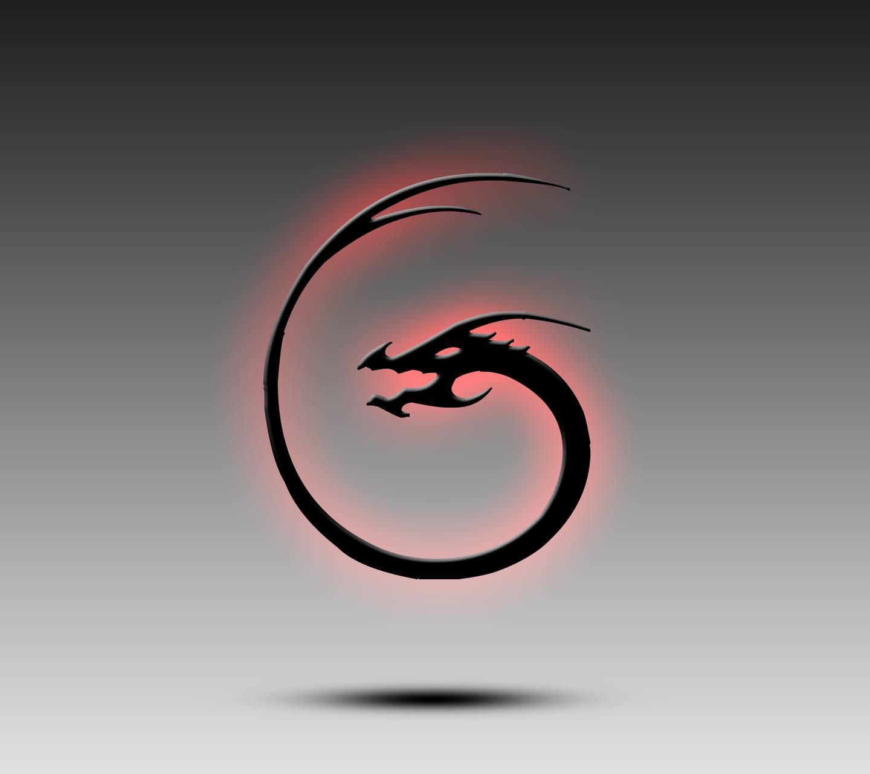 Dragon Alphabet G
