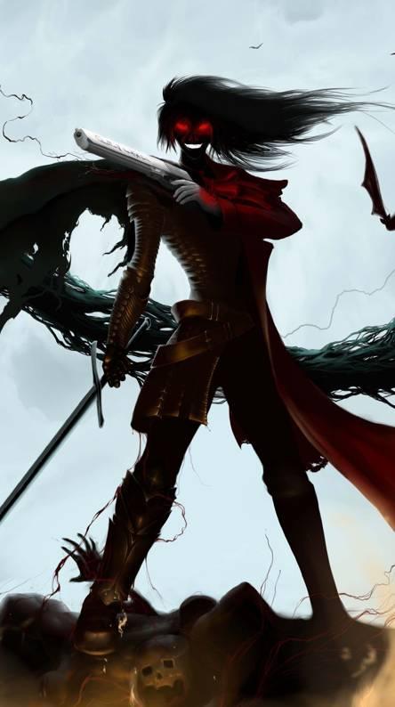 Alucard Wallpapers The Vampire