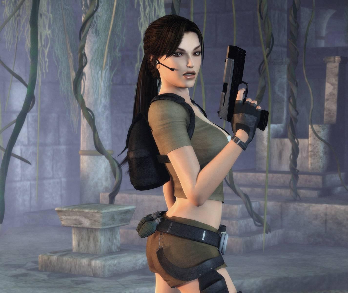 Tomb Raider - Lara