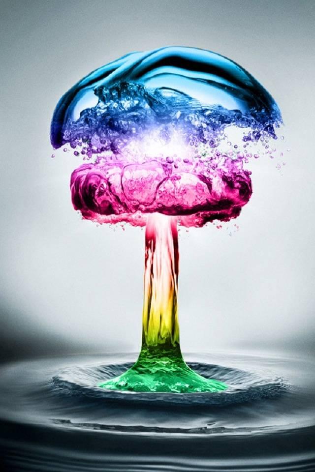 Water Bomb Rainbow