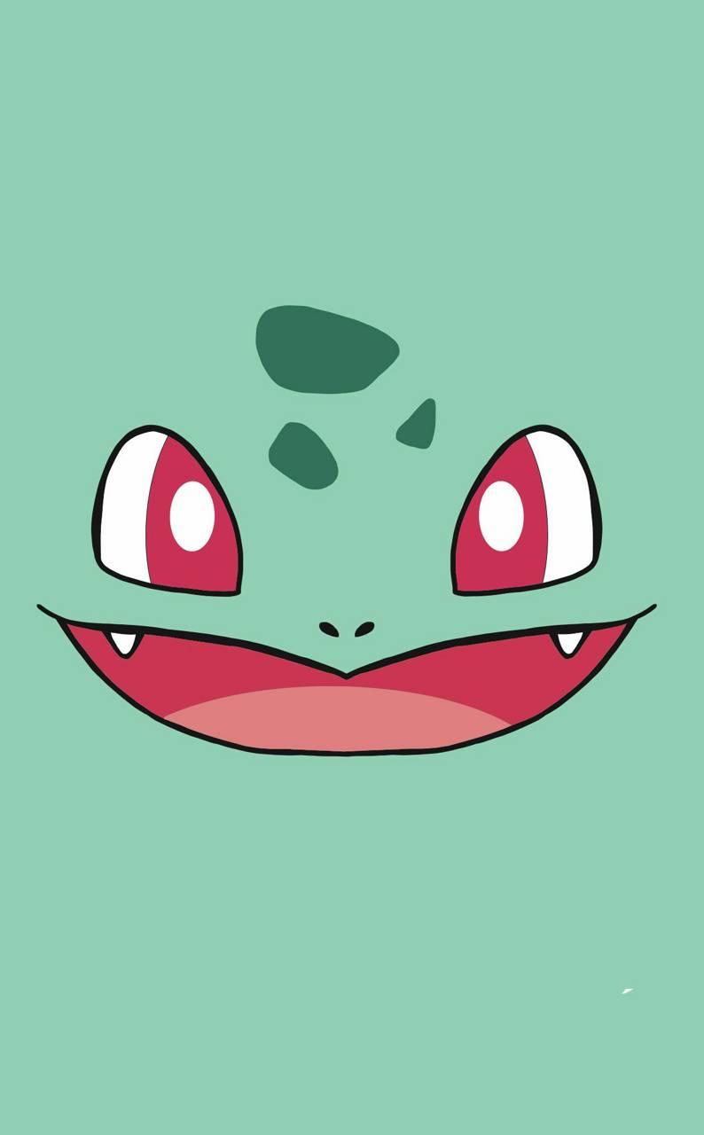 Bulbasaur Face