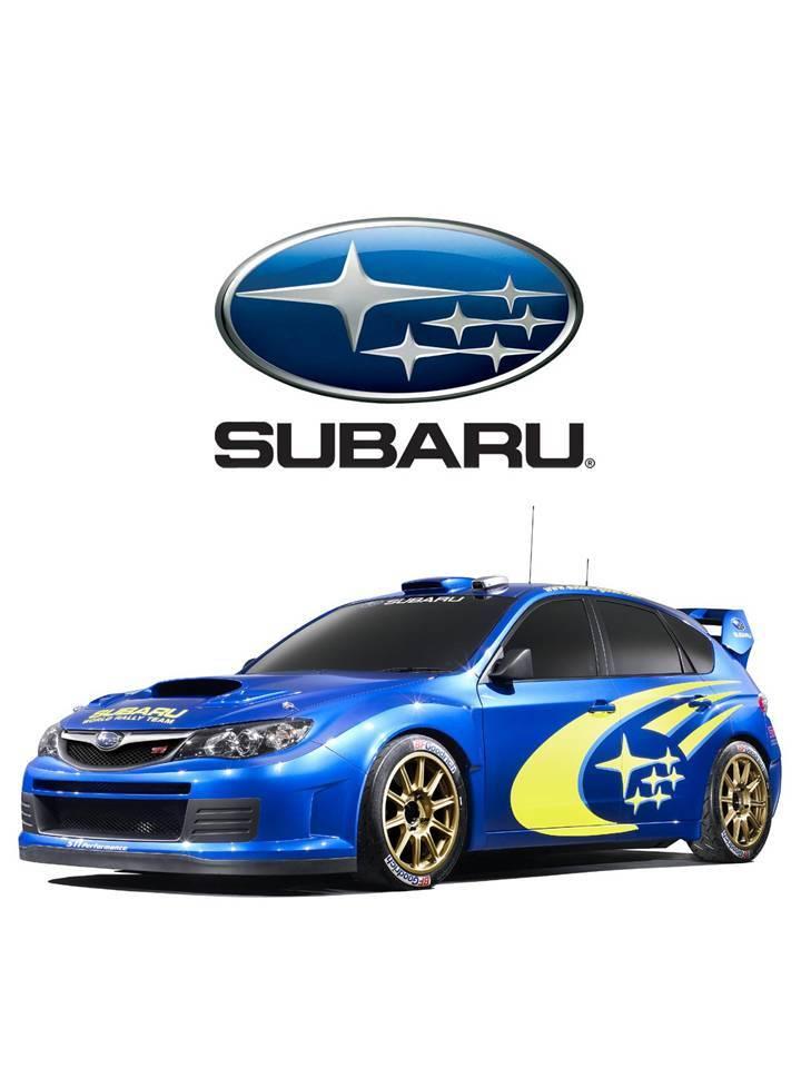 Wrc Subaru
