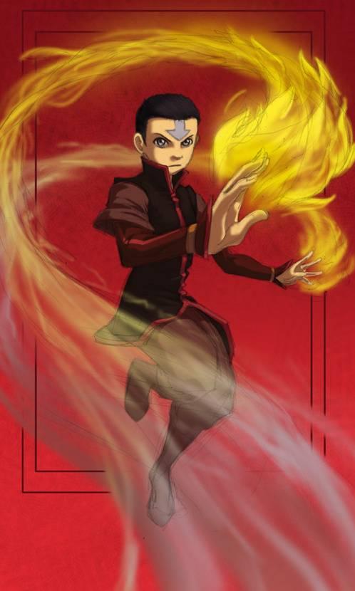 Aang Firemaster