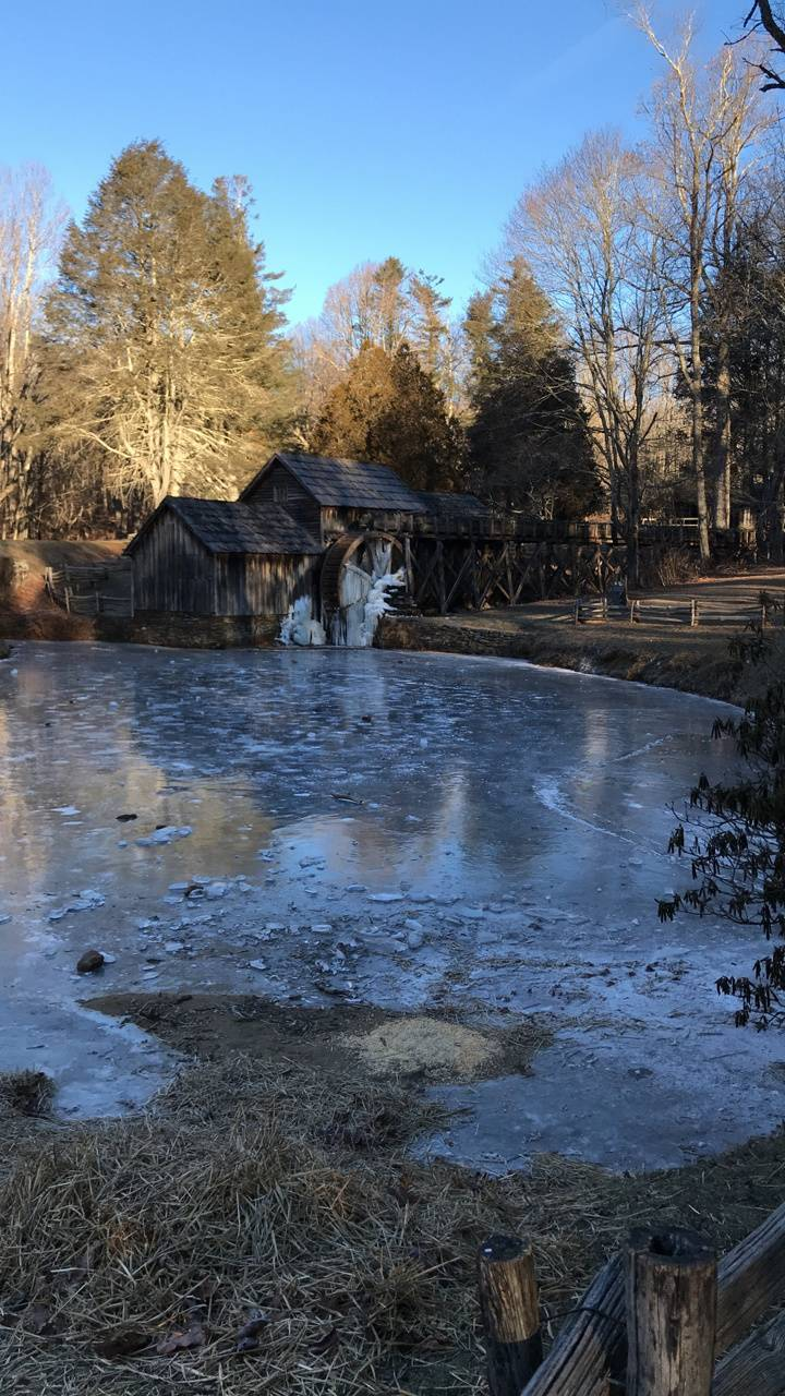 Mabey Mill Ice