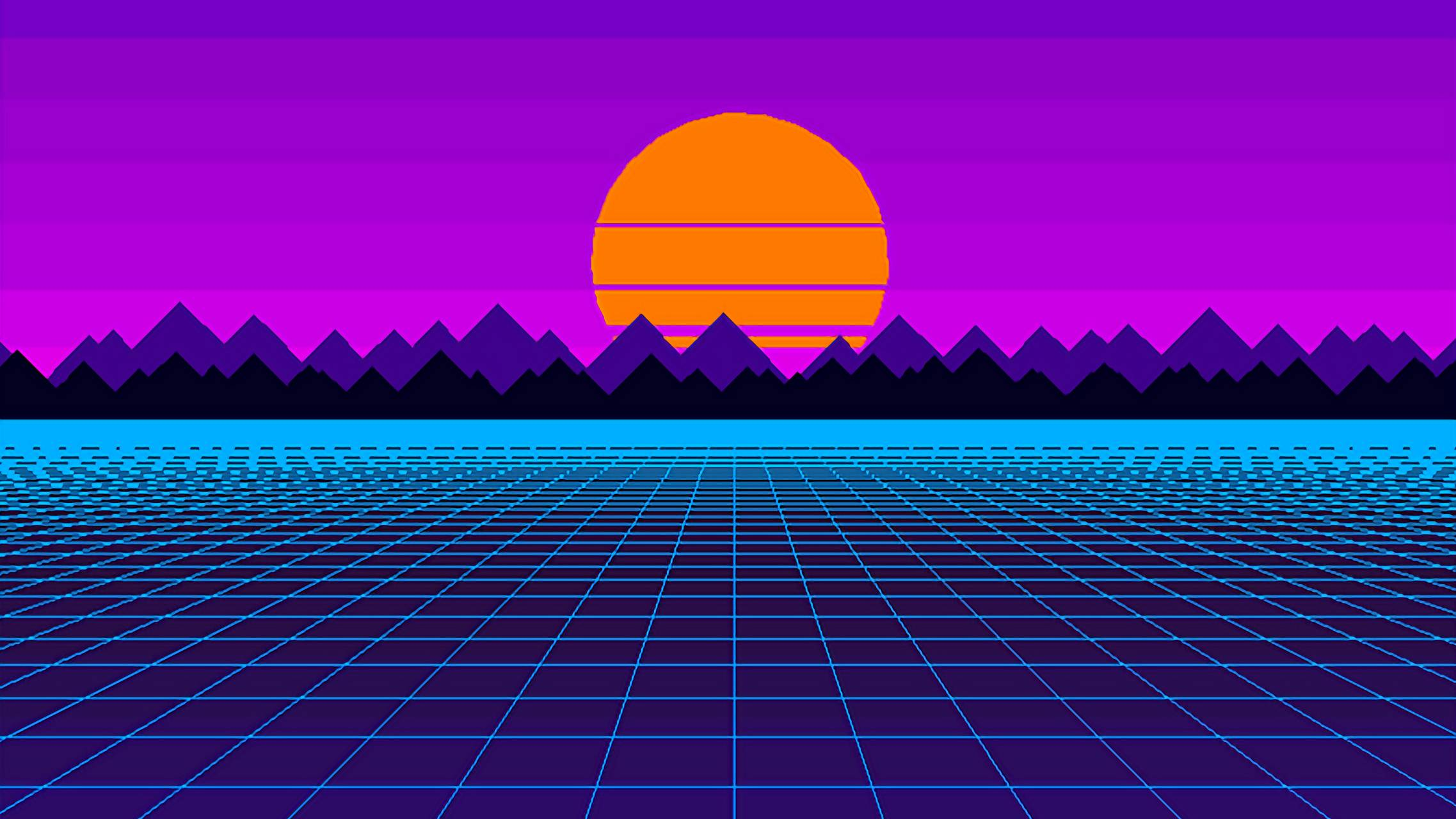 Sunset DreamWave