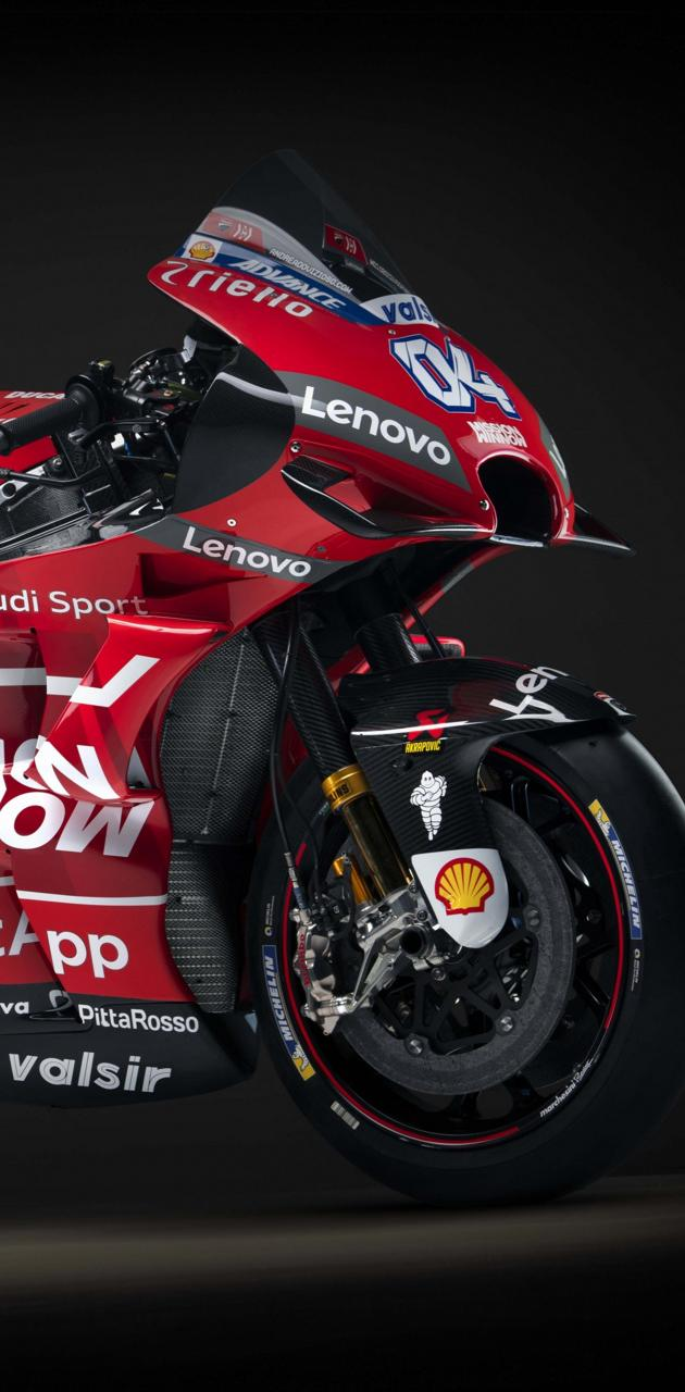 Red blood Ducati