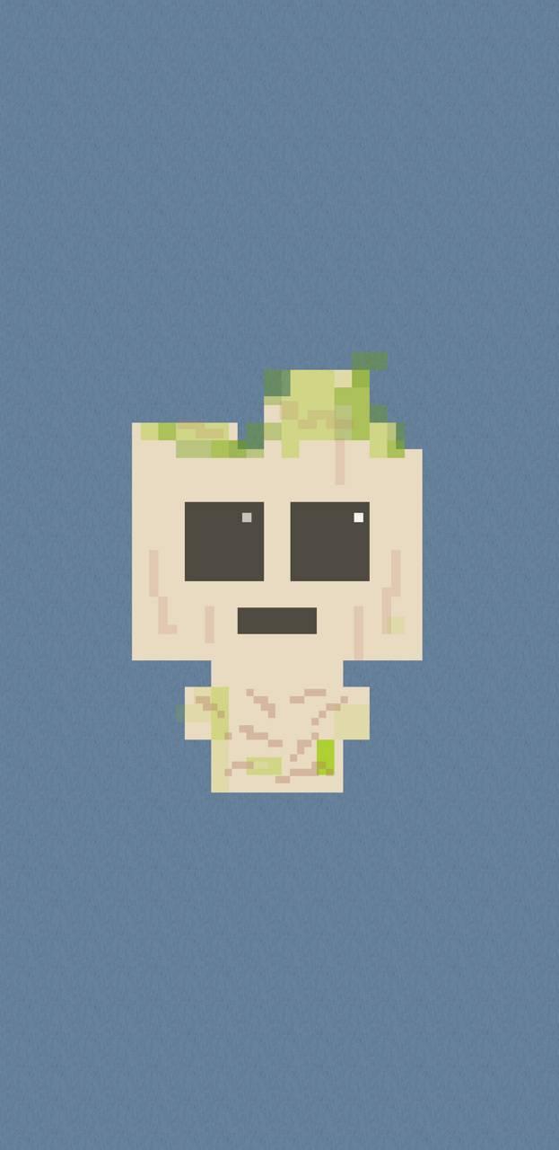 Groot pixel wallpaper by TheBananna - 45 - Free on ZEDGE™