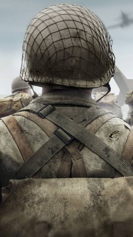 Call Of Duty Ww2 Wallpapers Free By Zedge