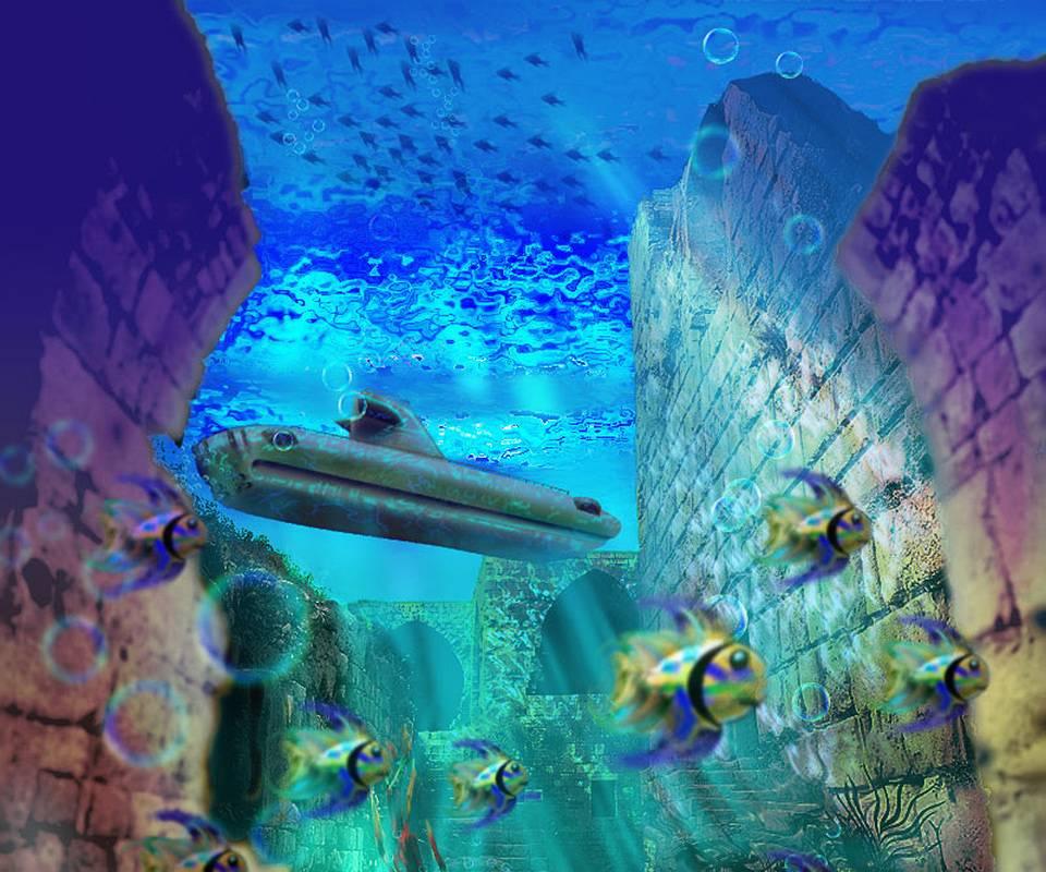 To Atlantis