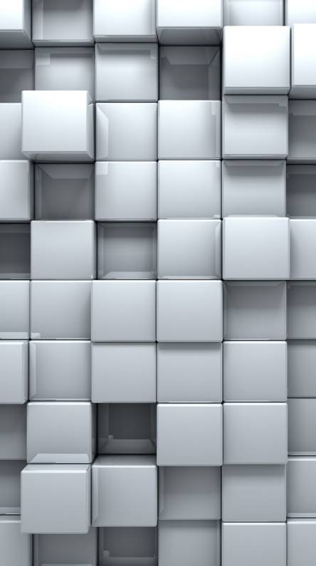 Silver Cubes