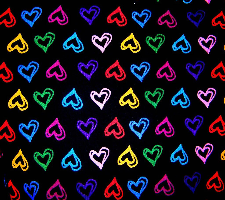 Digital Led Hearts