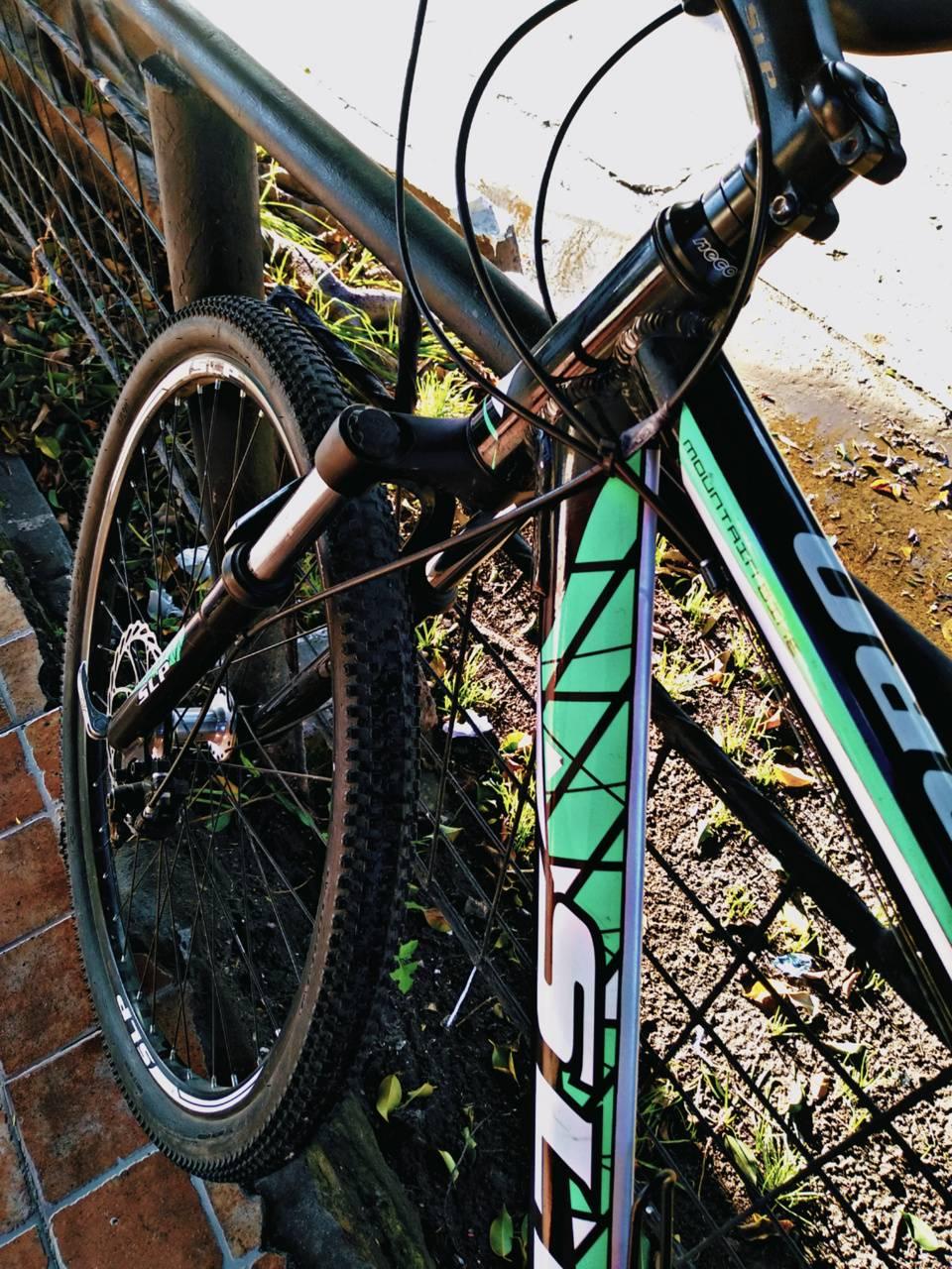 Bicicleta Slp