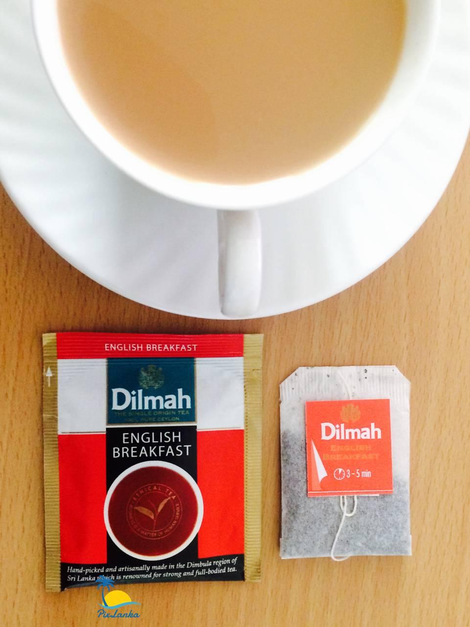 Delmah Tea